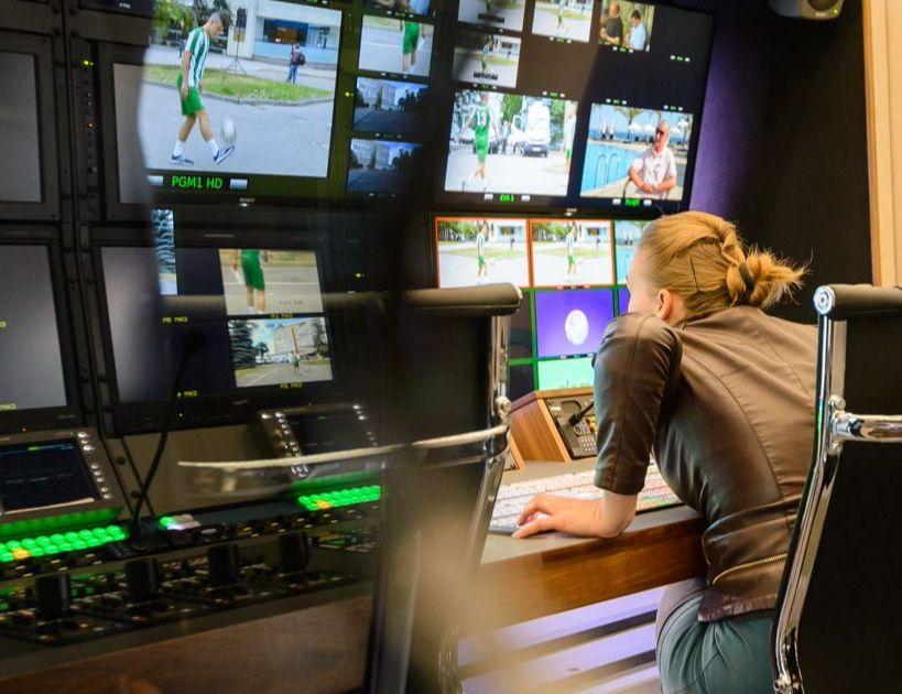 Viena moderniausių kilnojamų TV stočių Baltijos šalyse